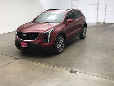 used 2019 Cadillac XT4 car, priced at $38,998