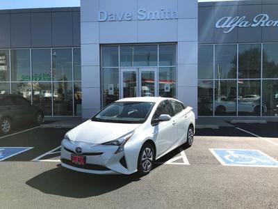 used 2017 Toyota Prius car, priced at $20,998
