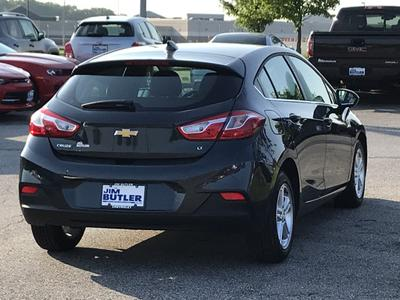 used 2018 Chevrolet Cruze car, priced at $16,243