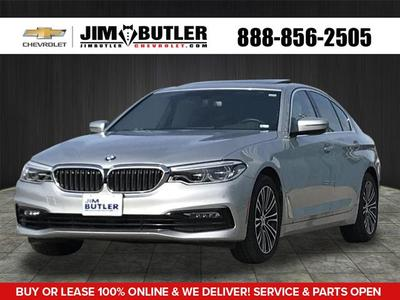 used 2017 BMW 540 car, priced at $39,260