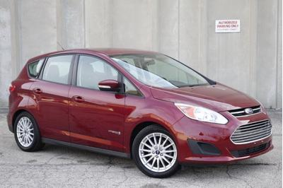 used 2013 Ford C-Max Hybrid car, priced at $7,495