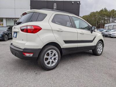 new 2021 Ford EcoSport car, priced at $22,788