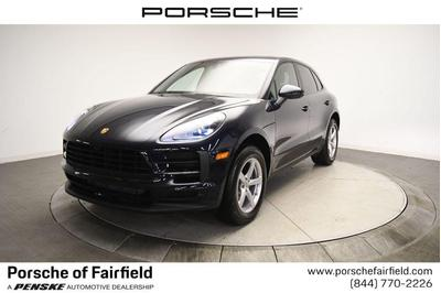 used 2020 Porsche Macan car, priced at $59,900