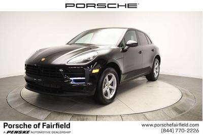 used 2020 Porsche Macan car, priced at $62,840