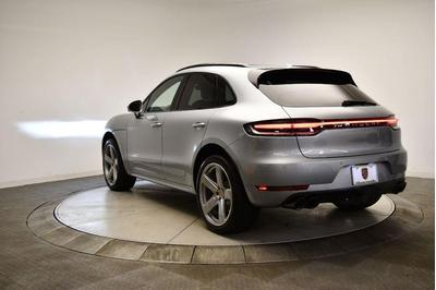 used 2021 Porsche Macan car, priced at $90,440