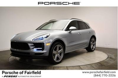 new 2021 Porsche Macan car