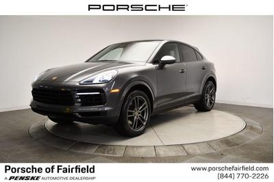 used 2021 Porsche Cayenne car, priced at $88,210