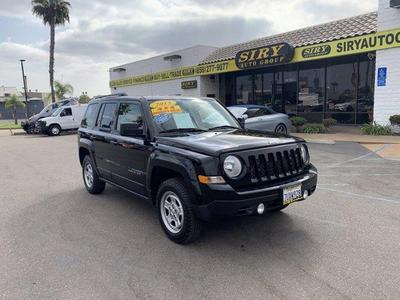used 2015 Jeep Patriot car, priced at $11,999