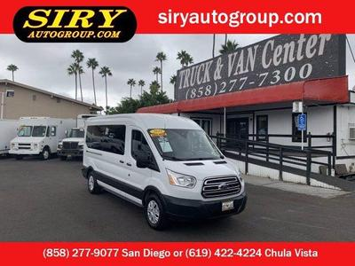 used 2018 Ford Transit-350 car, priced at $28,999