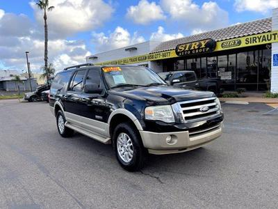 used 2008 Ford Expedition EL car, priced at $10,999