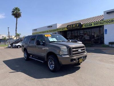 used 2005 Ford Excursion car, priced at $27,999