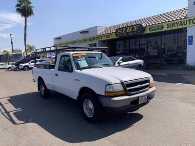 used 2000 Ford Ranger car, priced at $8,999