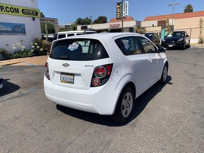 used 2016 Chevrolet Sonic car, priced at $8,777