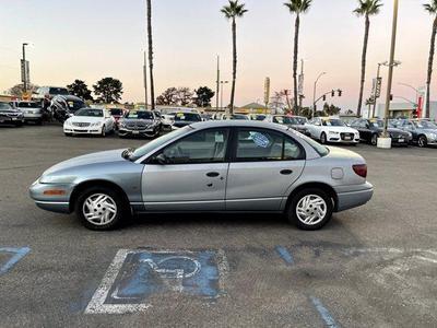 used 2002 Saturn SC car, priced at $3,999