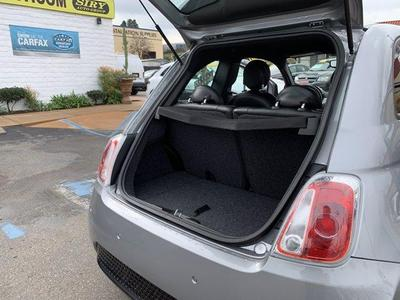 used 2017 FIAT 500e car, priced at $7,999