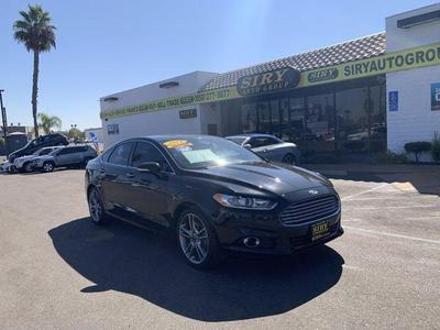 used 2014 Ford Fusion car, priced at $12,999