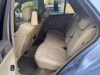 used 2008 Mercedes-Benz M-Class car, priced at $8,999