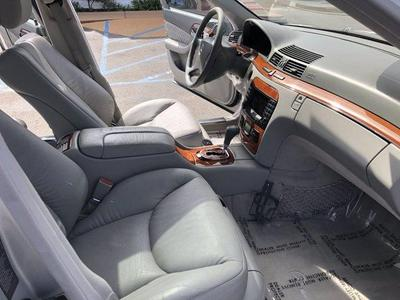 used 2006 Mercedes-Benz S-Class car, priced at $7,999