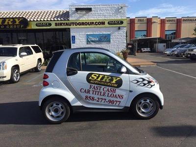 used 2014 smart ForTwo car, priced at $7,999