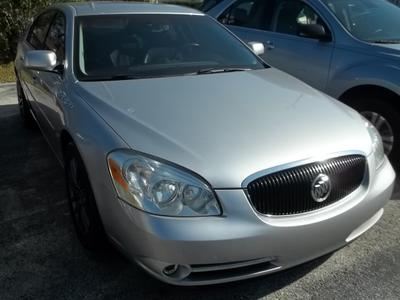 used 2006 Buick Lucerne car, priced at $7,995