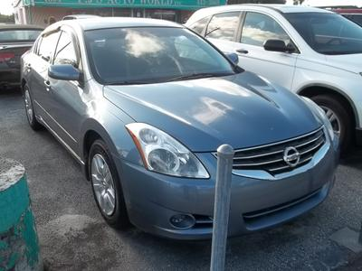 used 2012 Nissan Altima car, priced at $10,995
