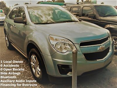 used 2014 Chevrolet Equinox car, priced at $10,995