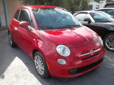 used 2013 FIAT 500 car, priced at $4,995