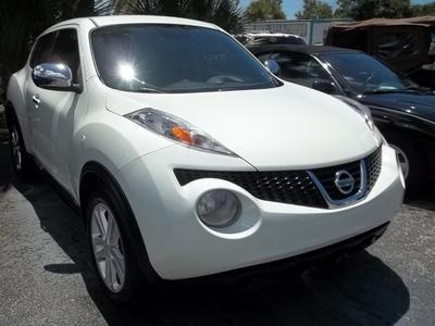 used 2012 Nissan Juke car, priced at $8,995
