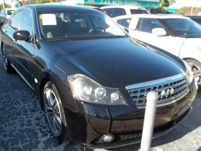 used 2007 INFINITI M45 car, priced at $9,995