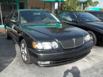 used 2000 INFINITI Q45 car, priced at $6,995