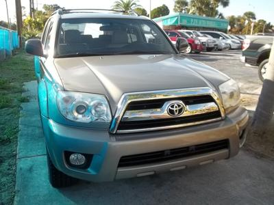 used 2006 Toyota 4Runner car, priced at $10,995