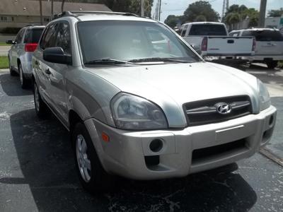 used 2008 Hyundai Tucson car, priced at $6,995