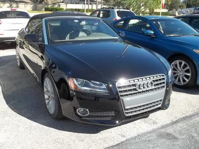 used 2011 Audi A5 car, priced at $11,995