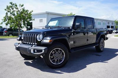 new 2021 Jeep Gladiator car, priced at $45,447