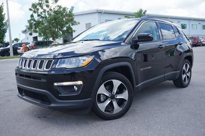 new 2020 Jeep Compass car, priced at $25,404
