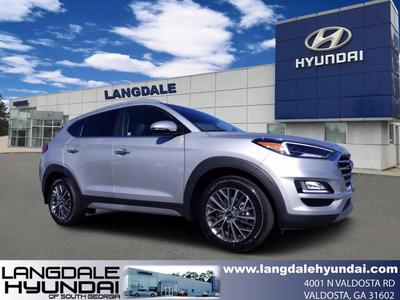 new 2021 Hyundai Tucson car