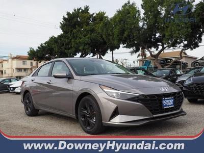 new 2021 Hyundai Elantra car, priced at $20,758