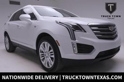 used 2017 Cadillac XT5 car, priced at $23,900