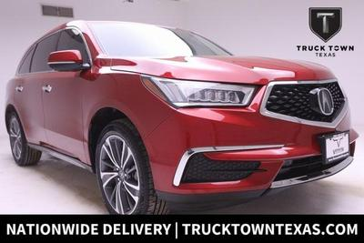 used 2019 Acura MDX car, priced at $35,250
