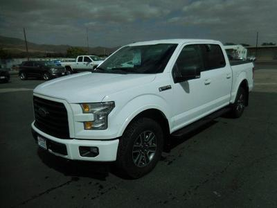 used 2017 Ford F-150 car, priced at $30,995