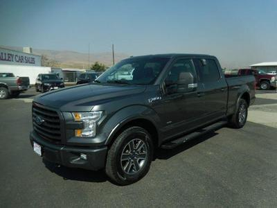 used 2017 Ford F-150 car, priced at $34,995