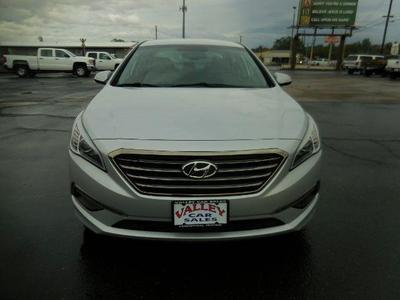 used 2015 Hyundai Sonata car, priced at $13,995