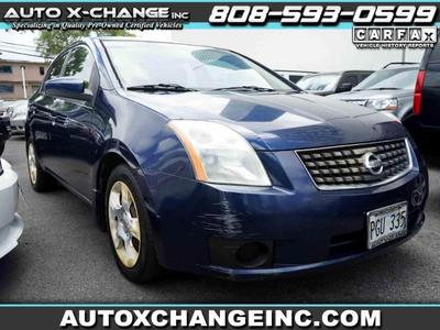 used 2007 Nissan Sentra car, priced at $5,900