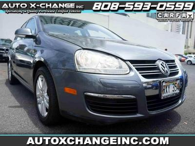 used 2007 Volkswagen Jetta car, priced at $6,900