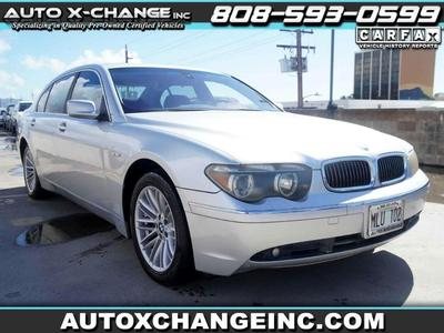 used 2004 BMW 745 car, priced at $6,900
