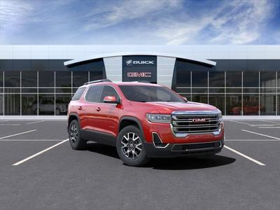new 2021 GMC Acadia car, priced at $39,000