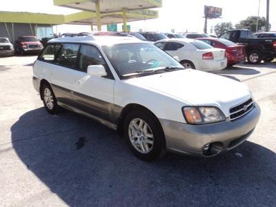 used 2000 Subaru Outback car, priced at $2,995