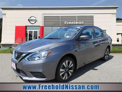 used 2019 Nissan Sentra car, priced at $16,995