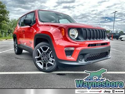 new 2020 Jeep Renegade car, priced at $23,632