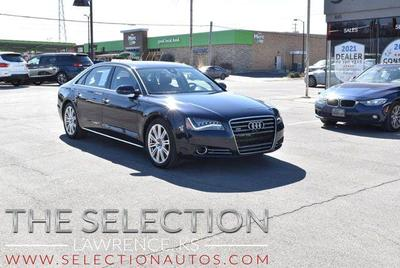 used 2014 Audi A8 car, priced at $21,400
